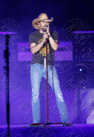 Jason Aldean - Las Vegas - 01-10-2017 - Las Vegas, il Route 91 Harvest Festival diventa una carneficina