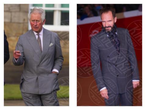 Principe Carlo d'Inghilterra, Ralph Fiennes - Los Angeles - 03-10-2017 - Le celebrity che non sapevi fossero parenti