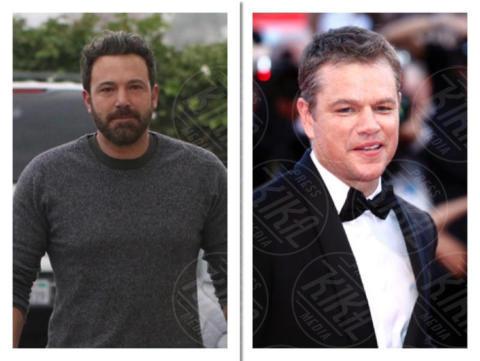 Matt Damon, Ben Affleck - Los Angeles - 03-10-2017 - Le celebrity che non sapevi fossero parenti