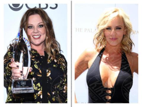 Melissa McCarthy, Jenny McCarthy - Los Angeles - 03-10-2017 - Le celebrity che non sapevi fossero parenti