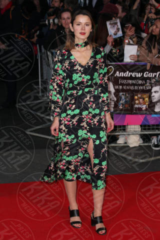 Emily Bevan - Londra - 04-10-2017 - BFI London Film Festival: aprono Andrew Garfield e Claire Foy