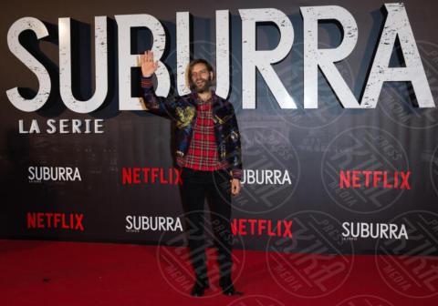 Alessandro Borghi - Roma - 04-10-2017 - Netflix,dopo Suburra arriva Baby, sul caso squillo ai Parioli