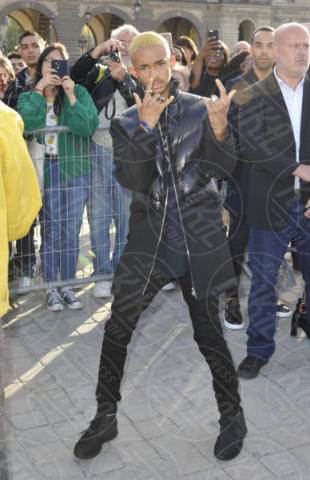 Jaden Smith - Parigi - 03-10-2017 - Parigi come Hollywood, sfilata di attori al Louis Vuitton Show