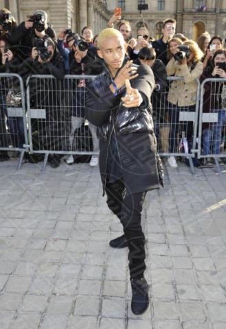 Jaden Smith - Parigi - 03-10-2017 - Parigi come Hollywood, sfilata di attori al Louis Vuitton Show