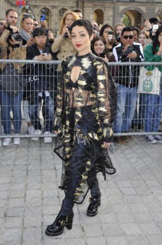 Ruth Negga - Parigi - 03-10-2017 - Parigi come Hollywood, sfilata di attori al Louis Vuitton Show