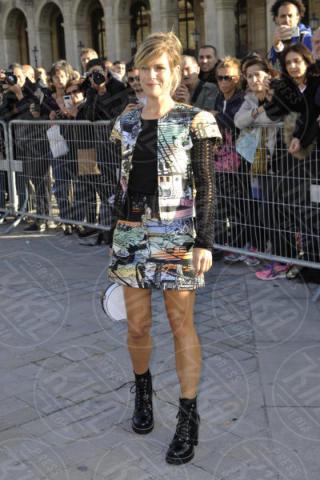 Marina Fois - Parigi - 03-10-2017 - Parigi come Hollywood, sfilata di attori al Louis Vuitton Show