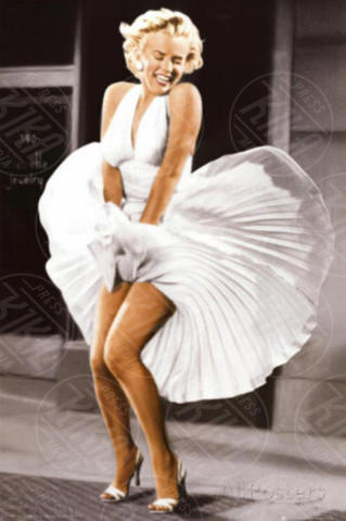 Marilyn Monroe - 05-10-2017 - J.Lo da sballo! Una moderna Marilyn alla prima di World Dance