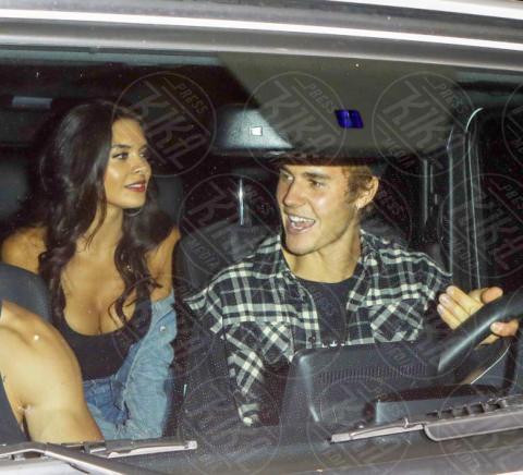 Paola Paulin, Justin Bieber - Los Angeles - 04-10-2017 - Justin Bieber-Paola Paulin, è nata una nuova coppia?