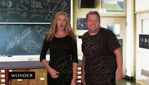 James Corden - Los Angeles - 05-10-2017 - Julia Roberts, 23 film in meno di 10 minuti!