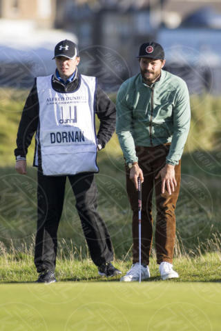 Jamie Dornan - St Andrews - 05-10-2017 - Ronan Keating, il figlio Cooper da grande sarà un golfista