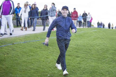 Ronan Keating - St Andrews - 05-10-2017 - Ronan Keating, il figlio Cooper da grande sarà un golfista