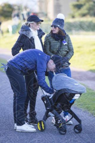 Storm Keating, Ronan Keating - St Andrews - 05-10-2017 - Ronan Keating, il figlio Cooper da grande sarà un golfista