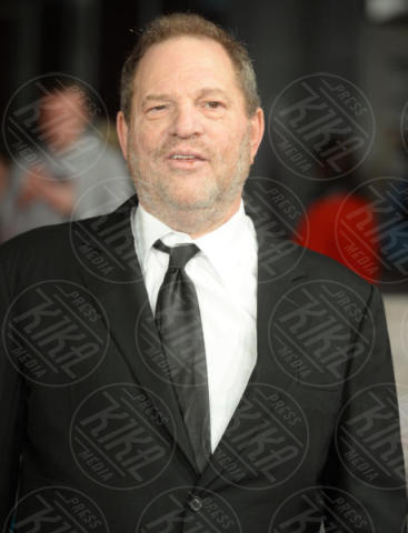 Harvey Weinstein - Londra - 28-10-2015 - Harvey Weinstein espulso dagli Oscar