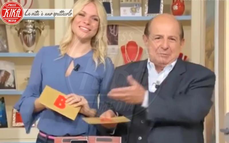Laura Forgia, Giancarlo Magalli - Roma - 06-10-2017 - Ecco perché Laura Forgia ha pianto in diretta a I Fatti Vostri
