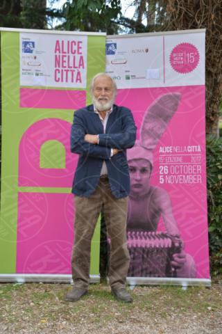 Alice nella Città, Luigi Diberti - Roma - Alice nella Città: il photocall con Anna Ferzetti