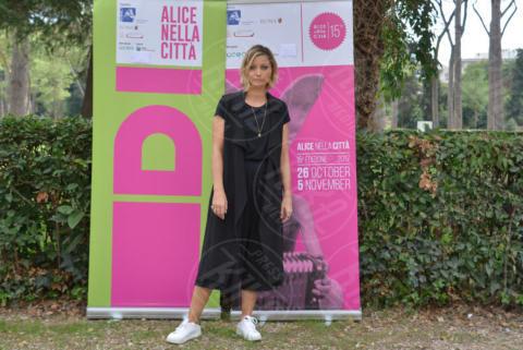 Alice nella Città, Anna Ferzetti - Roma - Alice nella Città: il photocall con Anna Ferzetti