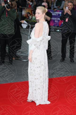 Emma Stone - Londra - 07-10-2017 - Emma Stone, che ridere alla première de La Battaglia dei Sessi!