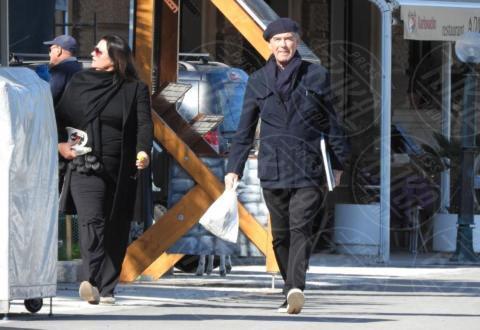 Keely Shaye Smith, Pierce Brosnan - Lissa - 07-10-2017 - Mamma Mia Colin Firth! L'attore arriva in Croazia per le riprese
