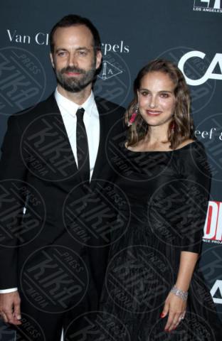 Benjamin Millepied, Natalie Portman - Los Angeles - 07-10-2017 - Natalie Portman, il cigno nero è più in forma che mai