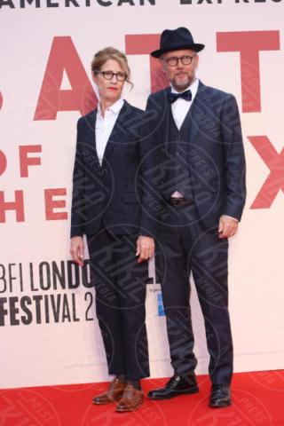 Jonathan Dayton, Valerie Faris - Londra - 07-10-2017 - Emma Stone, che ridere alla première de La Battaglia dei Sessi!