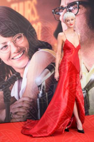 Andrea Riseborough - Londra - 07-10-2017 - Emma Stone, che ridere alla première de La Battaglia dei Sessi!