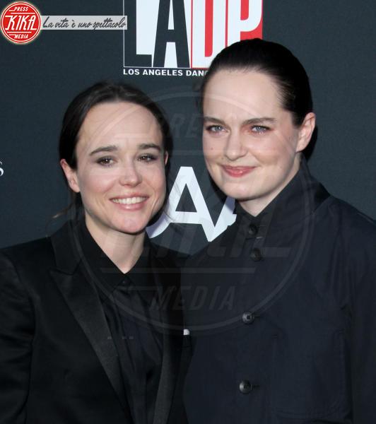 Emma Portner, Ellen Page - Los Angeles - 07-10-2017 - Natalie Portman, il cigno nero è più in forma che mai