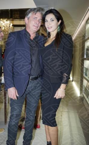 Alessandro Stocchi, Nadia Bengala - Roma - 07-10-2017 - Shoppingandmore, tutte alla corte di Hoara Borselli
