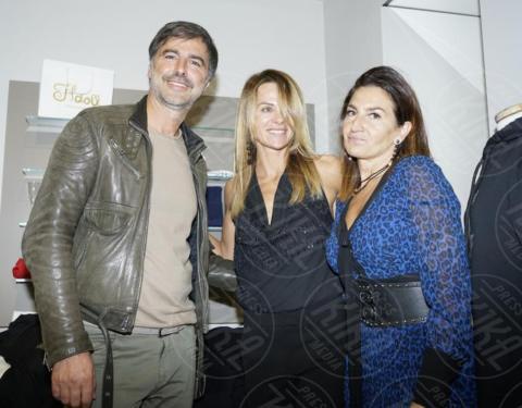 Gilda Mazza, Hoara Borselli, Beppe Convertini - Roma - 07-10-2017 - Shoppingandmore, tutte alla corte di Hoara Borselli