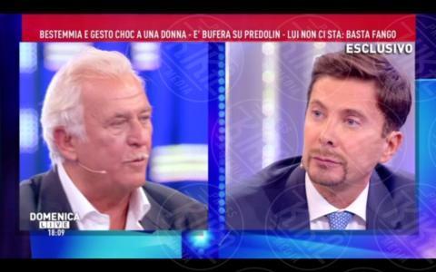 Marco Predolin, Riccardo Signoretti - Roma - 09-10-2017 - GfVip2: Marco Predolin furioso da Barbara D'Urso. Ecco perché