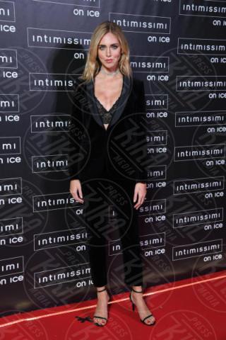 Chiara Ferragni - Verona - 10-02-2015 - Intimissimi on Ice, Irina Shayk stella in verde sul red carpet