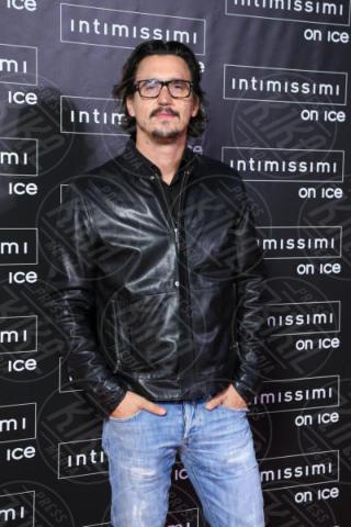 Damiano Michieletto - Verona - 10-02-2015 - Intimissimi on Ice, Irina Shayk stella in verde sul red carpet