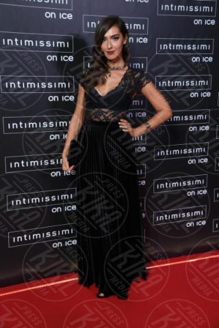 Stella Egitto - Verona - 10-02-2015 - Intimissimi on Ice, Irina Shayk stella in verde sul red carpet