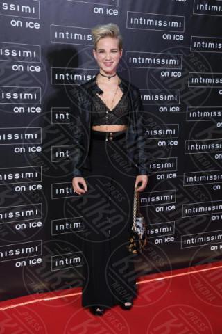 Bebe Vio - Verona - 10-02-2015 - Intimissimi on Ice, Irina Shayk stella in verde sul red carpet