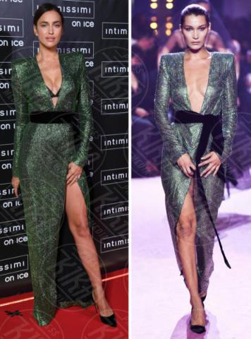 Bella Hadid, Irina Shayk - 10-10-2017 - Chi lo indossa meglio? Tina Kunakey e Cara Delevingne