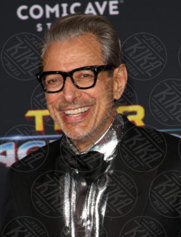 Jeff Goldblum - Los Angeles - 11-10-2017 - Chris Hemsworth, per Thor: Ragnarok il red carpet è in coppia!