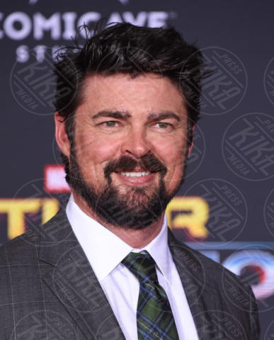 Karl Urban - Hollywood - 10-10-2017 - Chris Hemsworth, per Thor: Ragnarok il red carpet è in coppia!