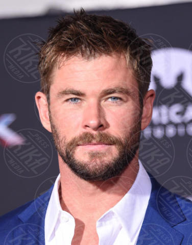 Chris Hemsworth - Hollywood - 10-10-2017 - Chris Hemsworth, per Thor: Ragnarok il red carpet è in coppia!