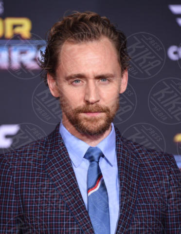 Tom Hiddleston - Hollywood - 10-10-2017 - Chris Hemsworth, per Thor: Ragnarok il red carpet è in coppia!