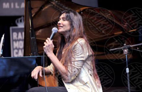 Luisa Corna - Milano - 11-10-2017 - Luisa Corna torna al suo primo amore, il canto