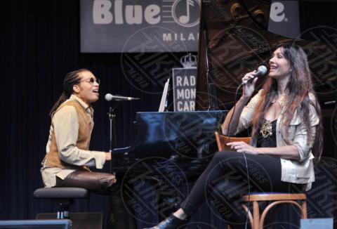 Sananda Maitreya, Luisa Corna - Milano - 11-10-2017 - Luisa Corna torna al suo primo amore, il canto