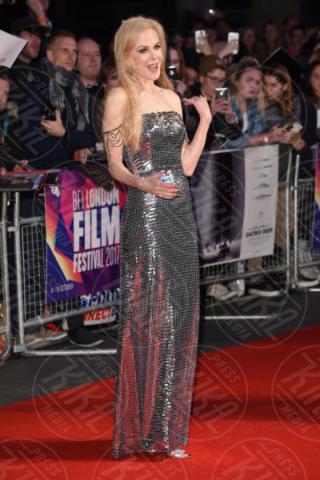 Nicole Kidman - Londra - 12-10-2017 - Killing of a Sacred Deer, Nicole Kidman è una diva argentata