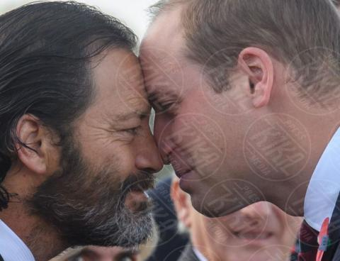 Principe William - Zonnebeke - 12-10-2017 - William che non ti aspetti: saluto hongi alla maniera dei maori