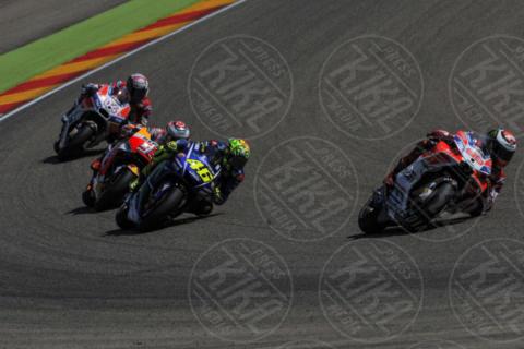 24-09-2017 - MotoGP, a Motegi duello Dovizioso - Marquez