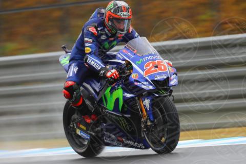 Maverik Vinales - Motegi - 13-10-2017 - MotoGP, a Motegi duello Dovizioso - Marquez