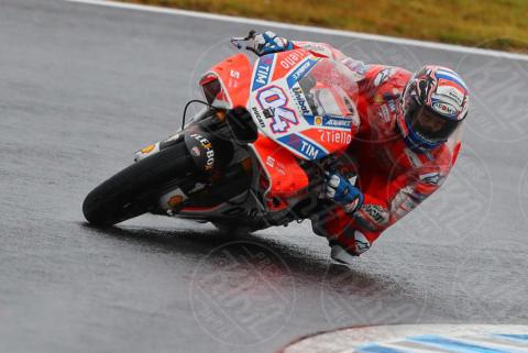 Andrea Dovizioso - Motegi - 13-10-2017 - MotoGP, a Motegi duello Dovizioso - Marquez