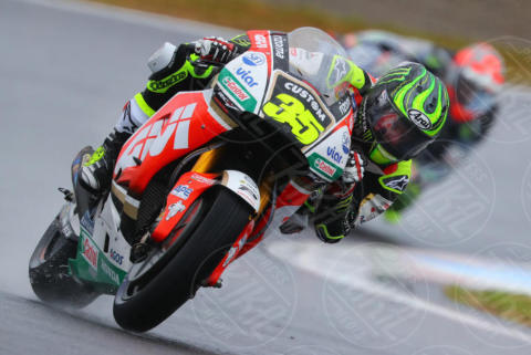 Cal Crutchlow - Motegi - 13-10-2017 - MotoGP, a Motegi duello Dovizioso - Marquez