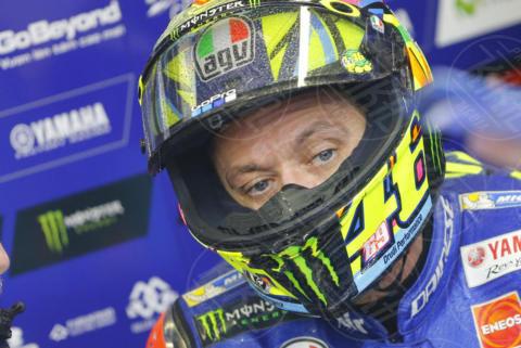 Valentino Rossi - Motegi - 13-10-2017 - MotoGP, a Motegi duello Dovizioso - Marquez