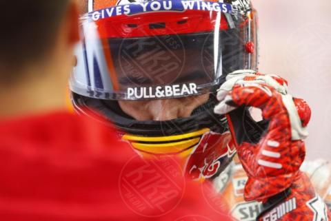 Marc Marquez - Motegi - 13-10-2017 - MotoGP, a Motegi duello Dovizioso - Marquez