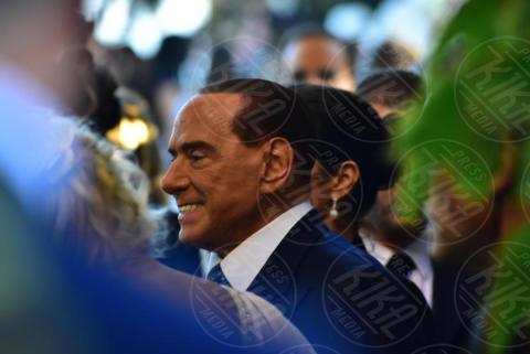 Silvio Berlusconi - Ravello - 13-10-2017 - Loro: Kasia Smutniak, così sexy non l'avete mai vista