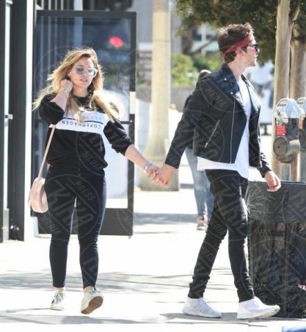 Matthew Koma, Hilary Duff - Los Angeles - 15-10-2017 - Fiocco rosa per Hilary Duff: l'attrice aspetta una bimba